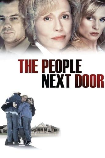 Poster of The People Next Door