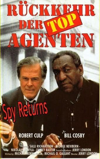 I Spy Returns poster