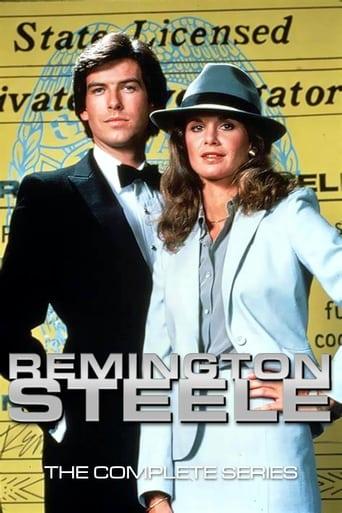 Poster of Remington Steele