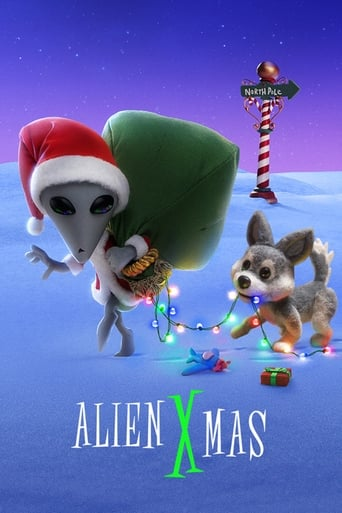 Poster of Alien Xmas