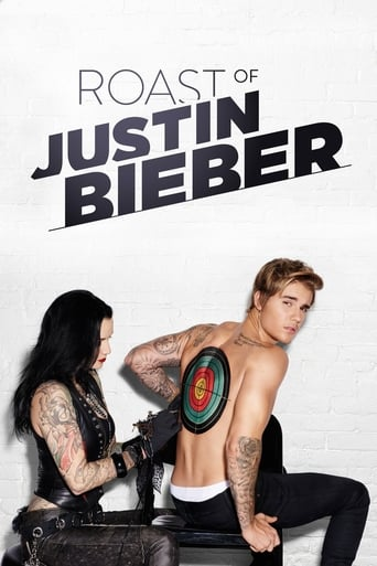 Poster of Comedy Central Roast of Justin Bieber