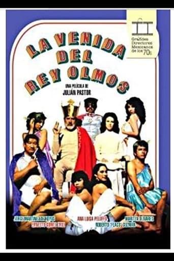 Poster of La venida del rey Olmos