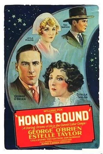 Poster of Honor Bound