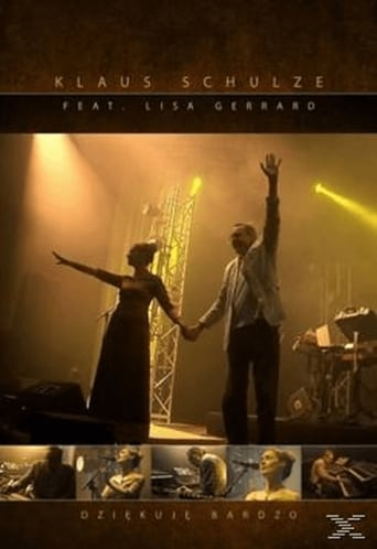 Poster of Klaus Schulze feat. Lisa Gerrard - Dziękuję Bardzo