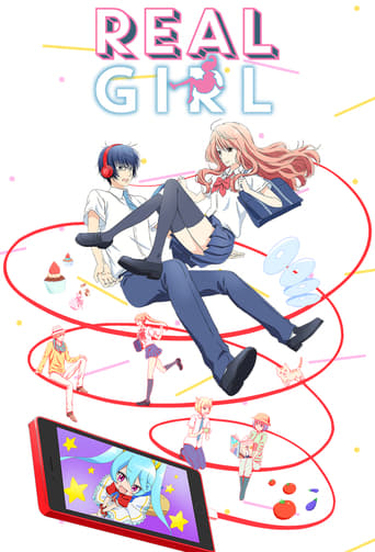Poster of 3D Kanojo: Real Girl