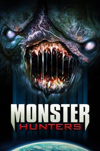 Poster of Monster Hunters
