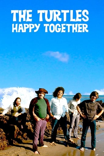 Poster of The Turtles: Happy Together