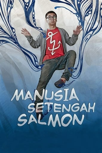 Poster of Half Salmon Man