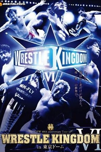 Poster of NJPW Wrestle Kingdom VI