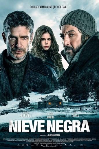 Filmplakat von Black Snow - Schwarzer Schnee