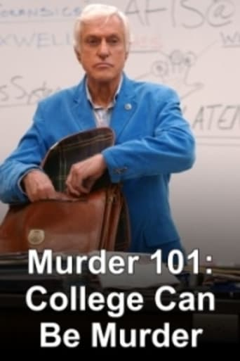 Murder 101: College Can be Murder poster