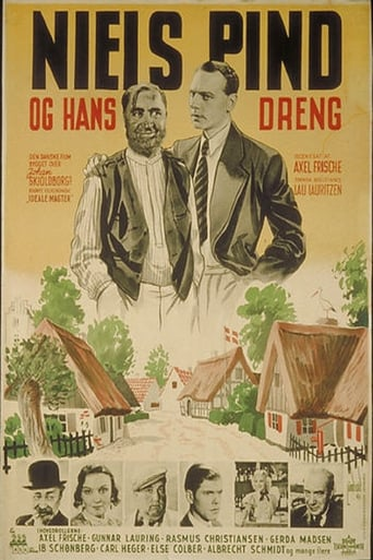 Poster of Niels Pind og hans dreng