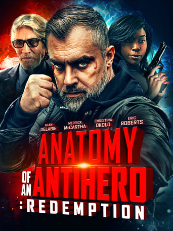Poster of Anatomy of an Antihero: Redemption