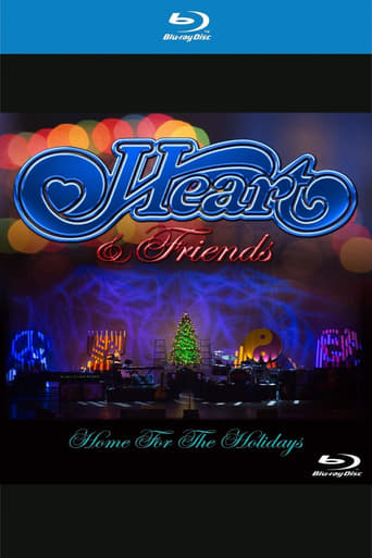 Poster of Heart and Friends: Home For The Holidays