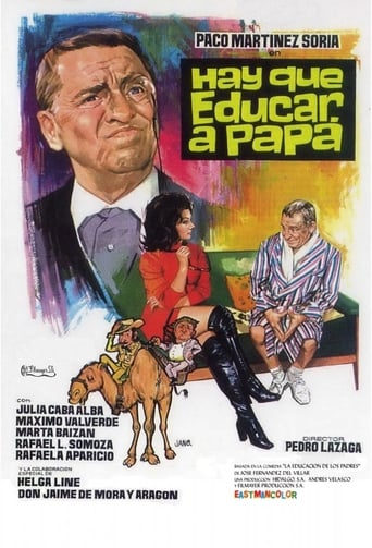 Poster of Hay que educar a papá