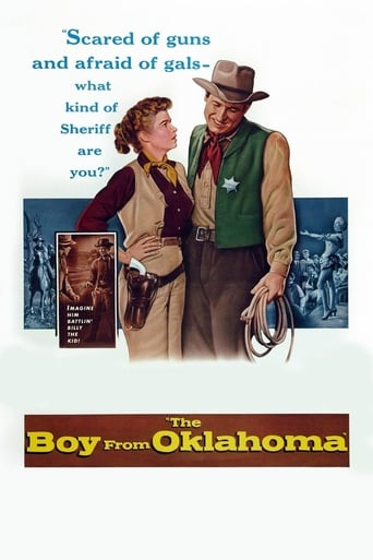 Poster of The Boy from Oklahoma