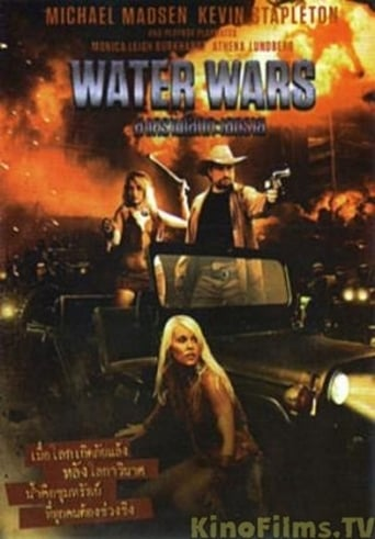 Poster of Water Wars