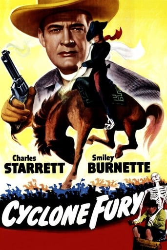Poster of Cyclone Fury