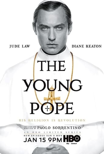 Poster of The Young Pope
