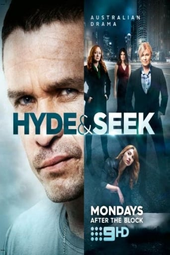 Poster of Hyde & Seek