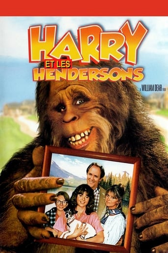 How old was John Lithgow in Bigfoot et les Henderson