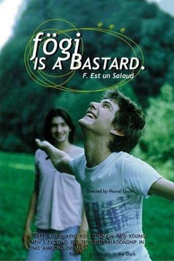 Poster of Fögi Is a Bastard