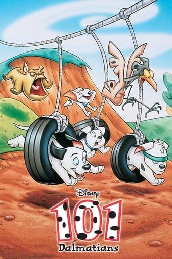 Poster of 101 Dalmatians