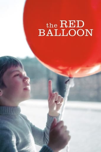 Poster of The Red Balloon