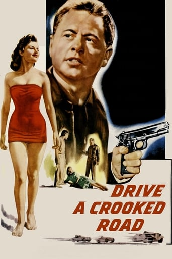 Poster of Drive a Crooked Road