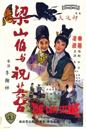 Poster of The Love Eterne