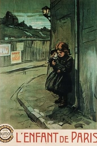 Poster of The Child of Paris