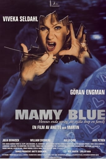 Poster of Mamy Blue