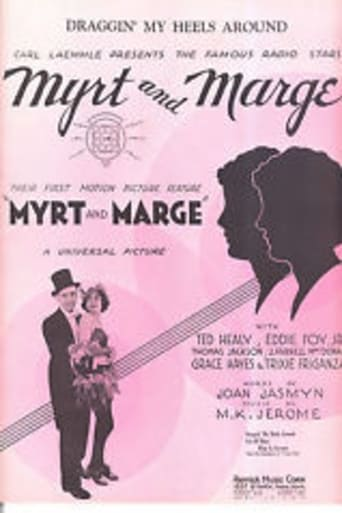 Poster of Myrt And Marge