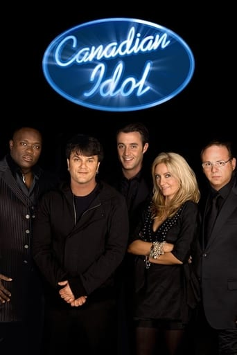 Poster of Canadian Idol