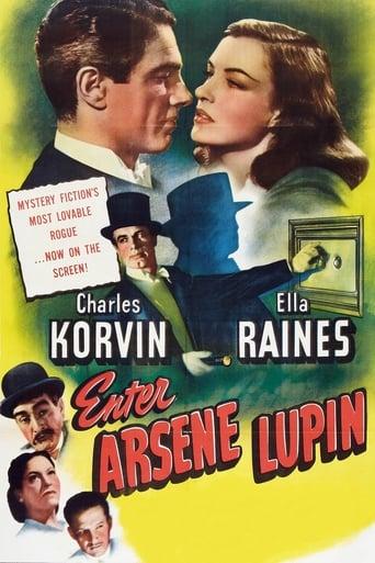 Poster of Enter Arsene Lupin