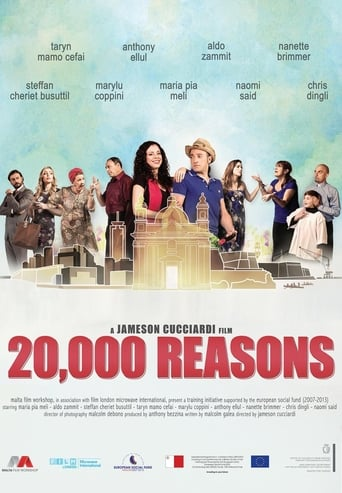 Poster of 20,000 Reasons