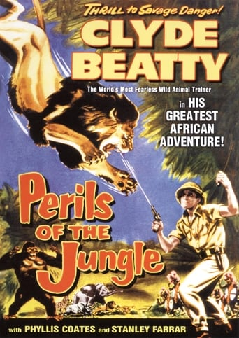 Poster of Perils of the Jungle