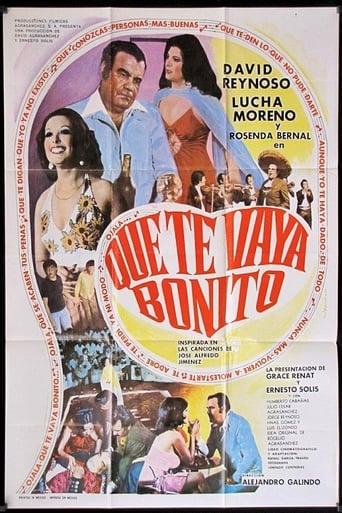 Poster of Que te vaya bonito