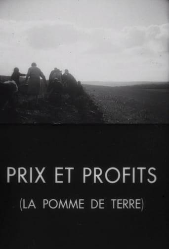 Poster of Prix et profits, la pomme de terre