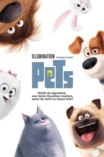 Filmplakat von Pets