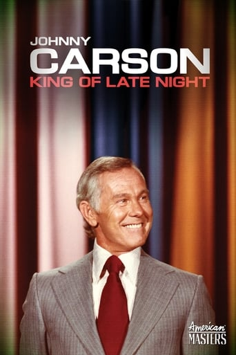 Poster of Johnny Carson: King of Late Night