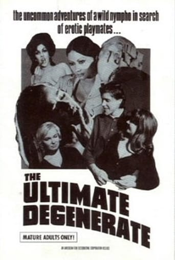 Poster of The Ultimate Degenerate