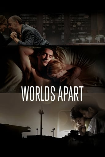 Poster of Worlds Apart