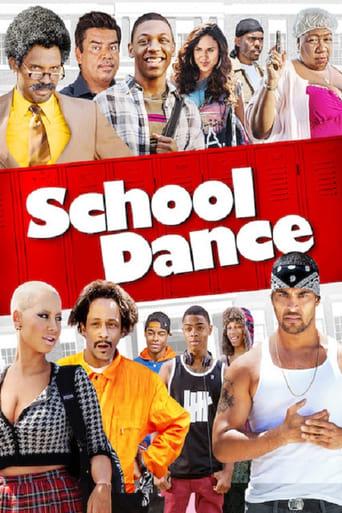 Poster of School Dance
