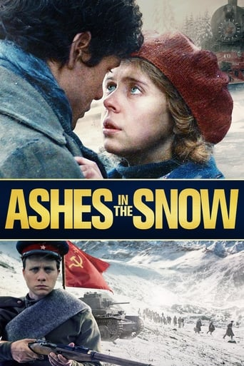 Poster of Ashes in the Snow