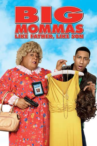 Poster of Big Mommas: Like Father, Like Son