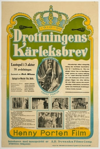 Poster of Der Liebesbrief der Königin