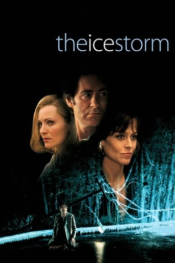 Poster of The Ice Storm