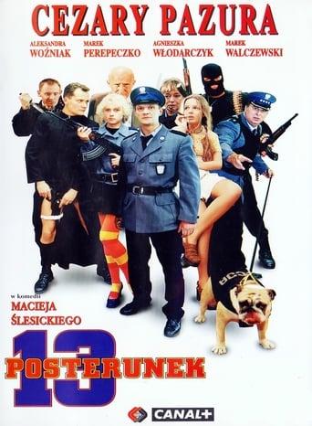 Poster of 13 posterunek