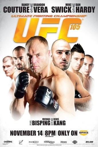 Poster of UFC 105: Couture vs. Vera